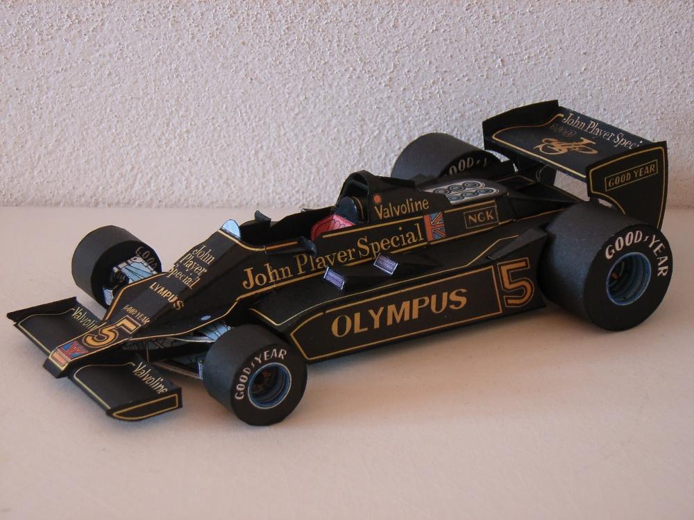 Lotus 79 JPS-M. Andretti 1978