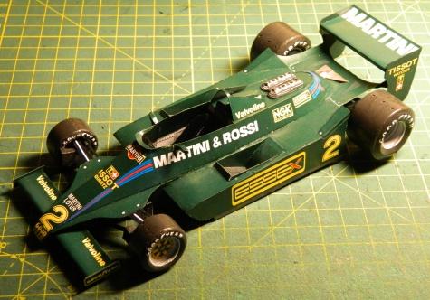 Lotus 79 MARTINI - Monaco + Germany
