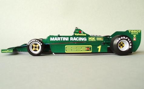 Lotus 80 (1979; Andretti)