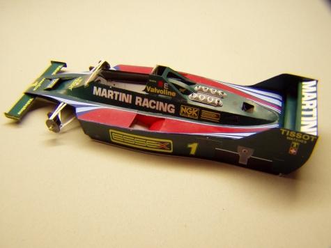 Lotus 80, 1979, M. Andretti