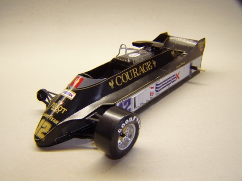 Lotus 88B, 1981, N. Mansell