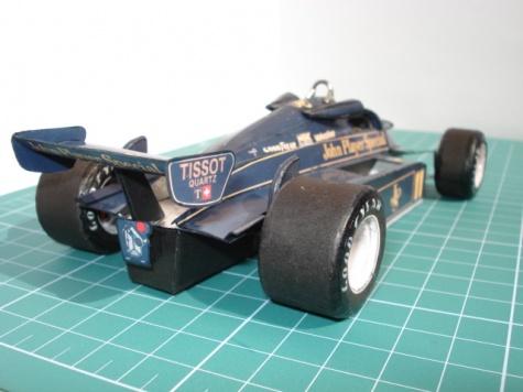 LOTUS 91  Austrian GP 1982