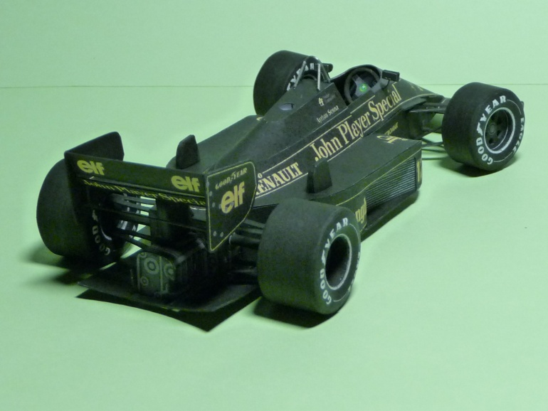 Lotus 98 T