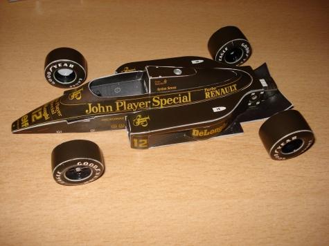 Lotus 98T 1986 A.Senna