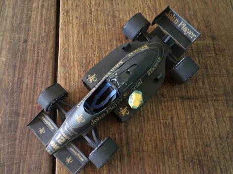 Lotus 98T 1986 Ayrton Senna