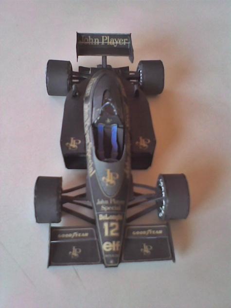 Lotus 98T 1986 JPS