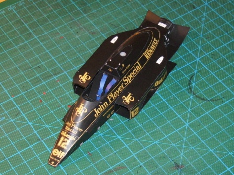 Lotus 98T