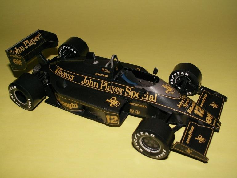 24-hodinovka 2008 - Lotus 98T