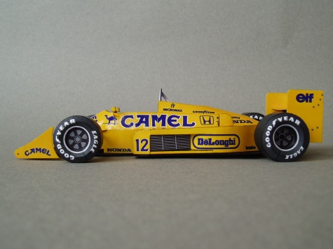 Lotus 99T (1987; Senna)
