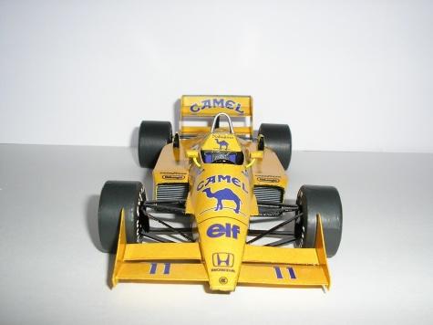 Lotus 99T 1987-Nakajima