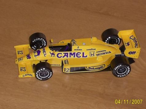 Lotus 99T A.Senna 1987