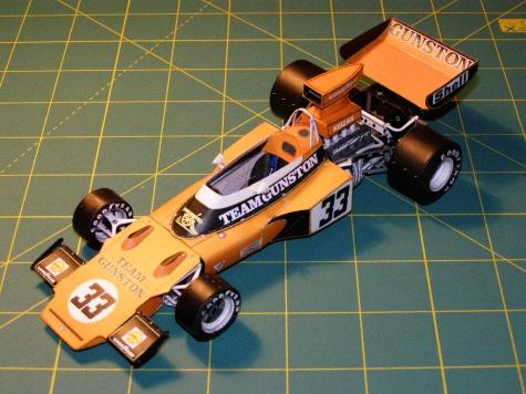 Lotus Ford 72E