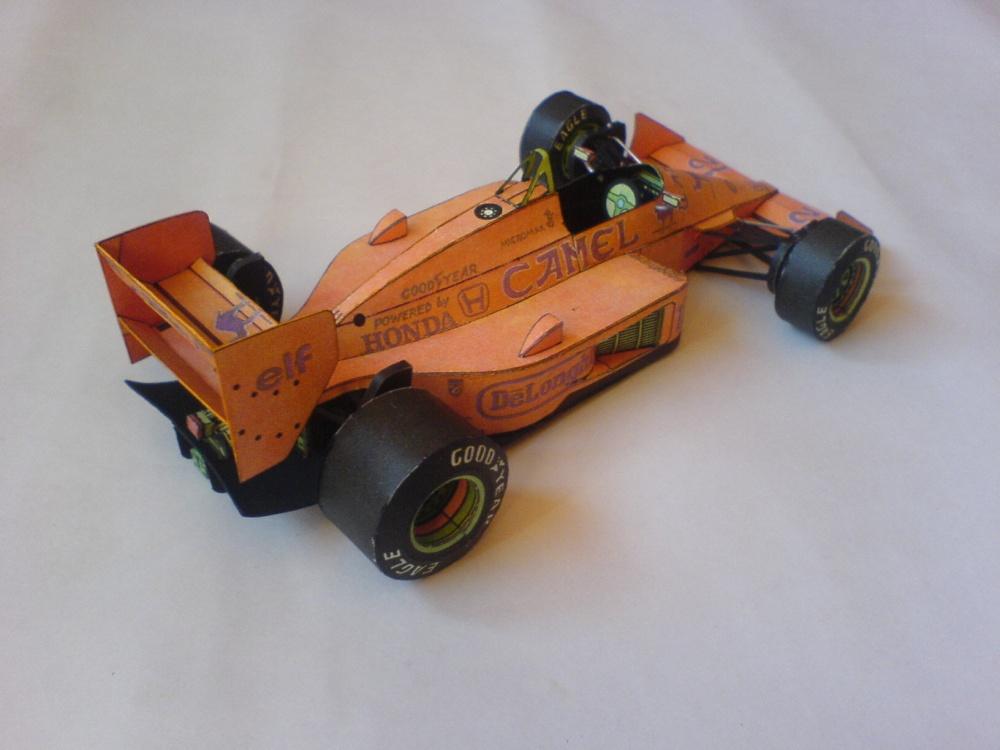 Lotus Honda 99T / 40