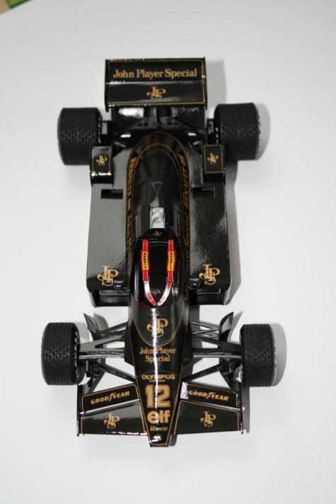 Lotus Renault 97T, GP Portugalska 1985