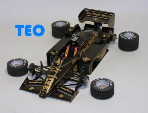 Lotus Renault 97T