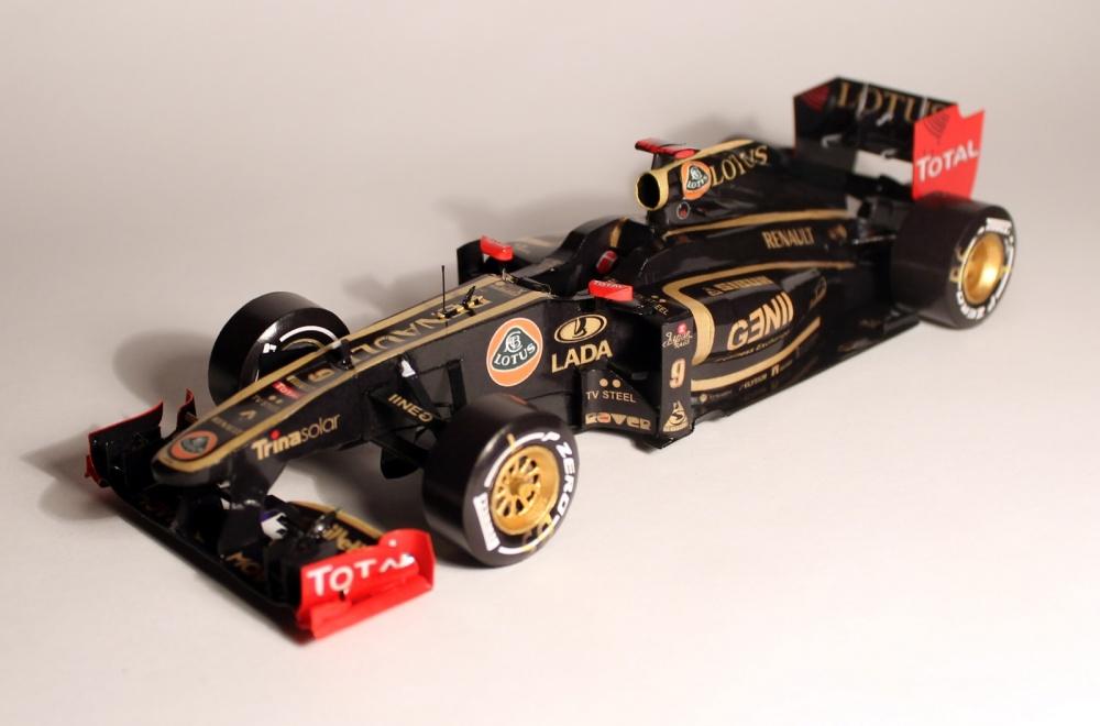 Lotus Renault R31 - Bruno Senna, Brazilian GP 2011