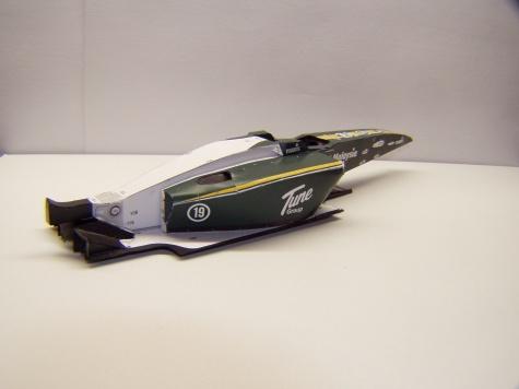 Lotus T127, F. Fauzy