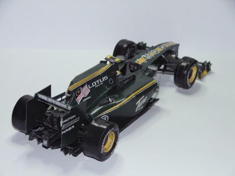 Lotus T127, Training GP Malaysia 2010, Fairuz Fauzy