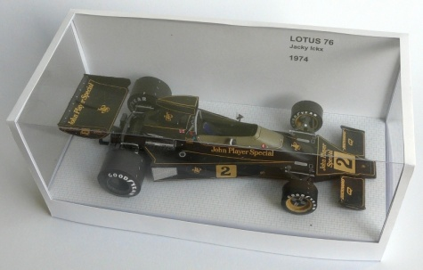 Lotus 76 - Spanish GP 1974