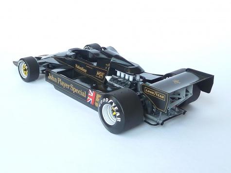 Lotus 78 (1977; Andretti)