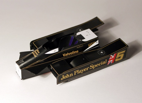 Lotus 78 - Mario Andretti (1977)