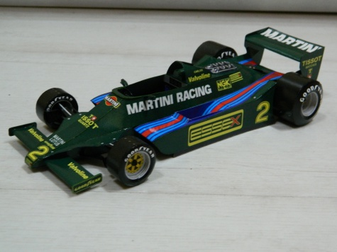LOTUS 79B C.Reutemann Hockenheim 1979