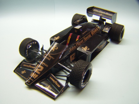 Lotus 97T, 1985, A. Senna, GP Portugalska