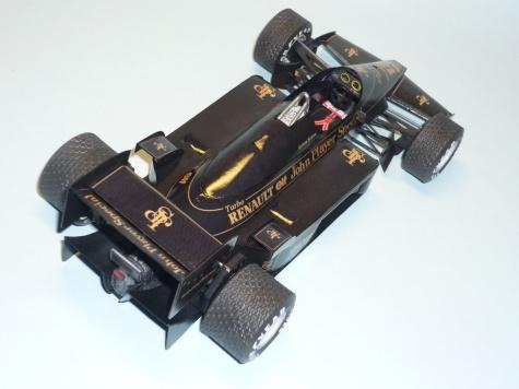 Lotus 97T - Ayrton Senna - GP Portugalska 1985