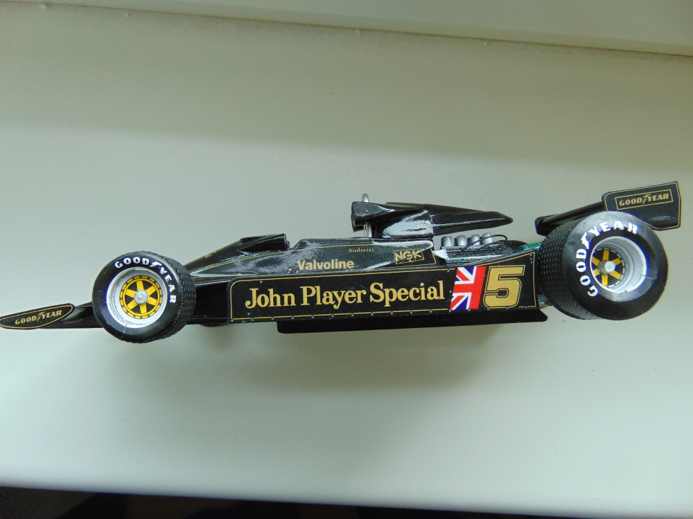 Lotus-Ford 78 - VC Argentiny 1977