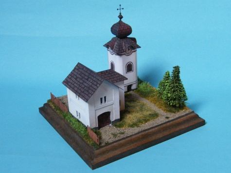 Ludové stavby z Liptova