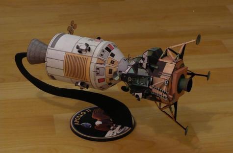Lunární modul expedice Apollo 11