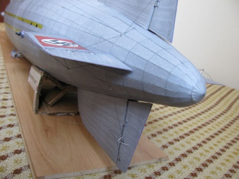 LZ 129 - Hindenburg