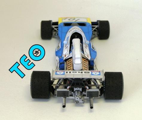 Matra Simca MS120B