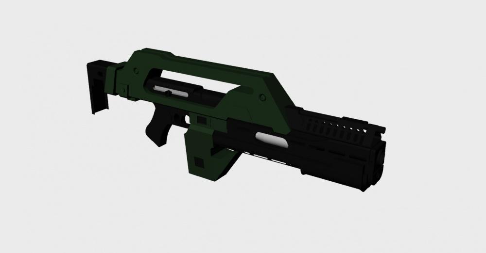 M-41 Pulse Rifle