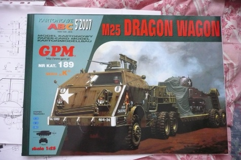 M25 Dragon Wagon