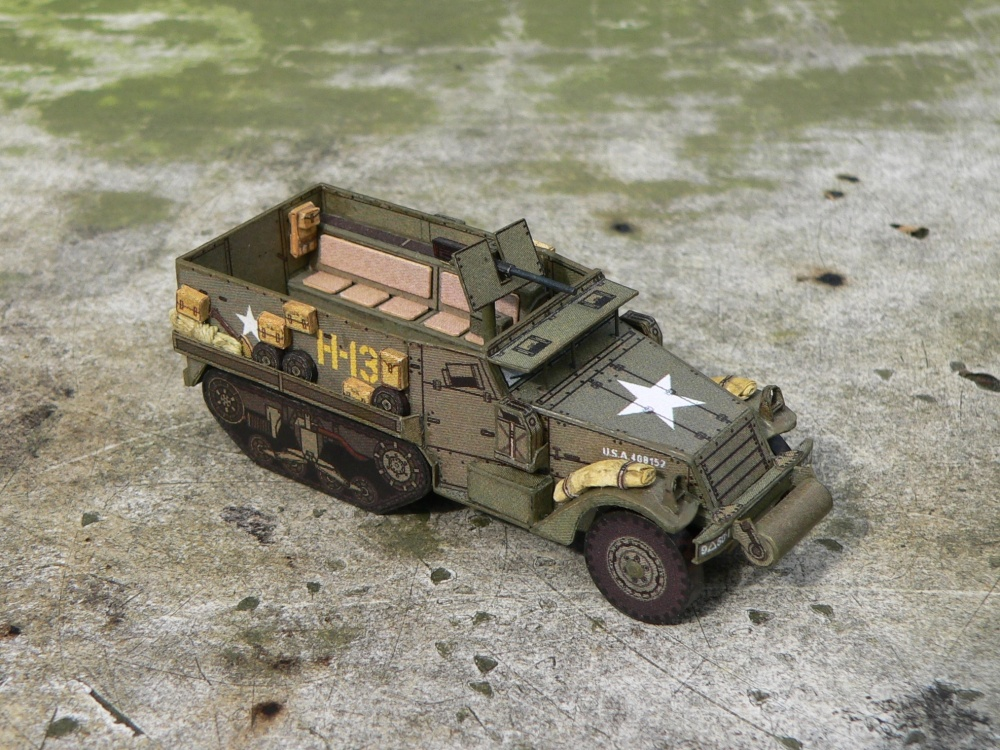 M3 Half-Track H-13