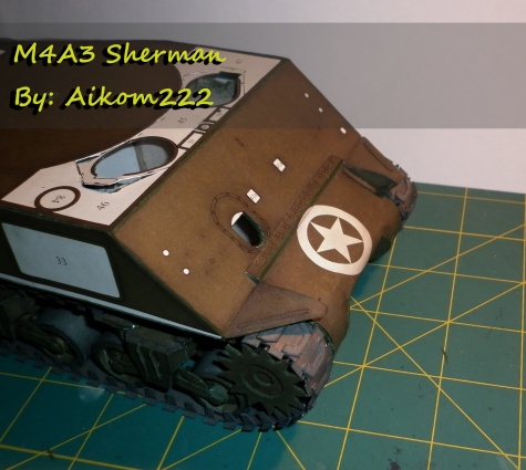 M4A3 Sherman + M25 Dragon Wagon
