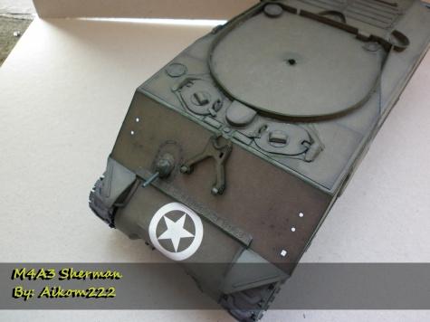M4A3 Sherman + M25 Dragon Wagon