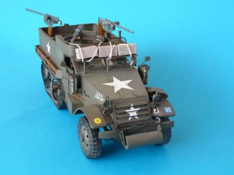 M5A1 Halftrack