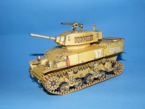 M5A1-Stuart VI