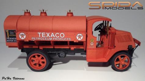 MACK AC Bulldog tanker