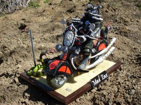 Mad Zax Chopper - ARMAGEDDON RACE