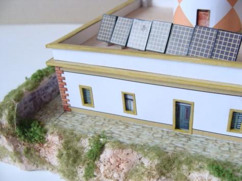 Maják Enciola - Španělsko