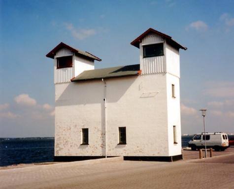 maják Logstor Grunde - Dánsko