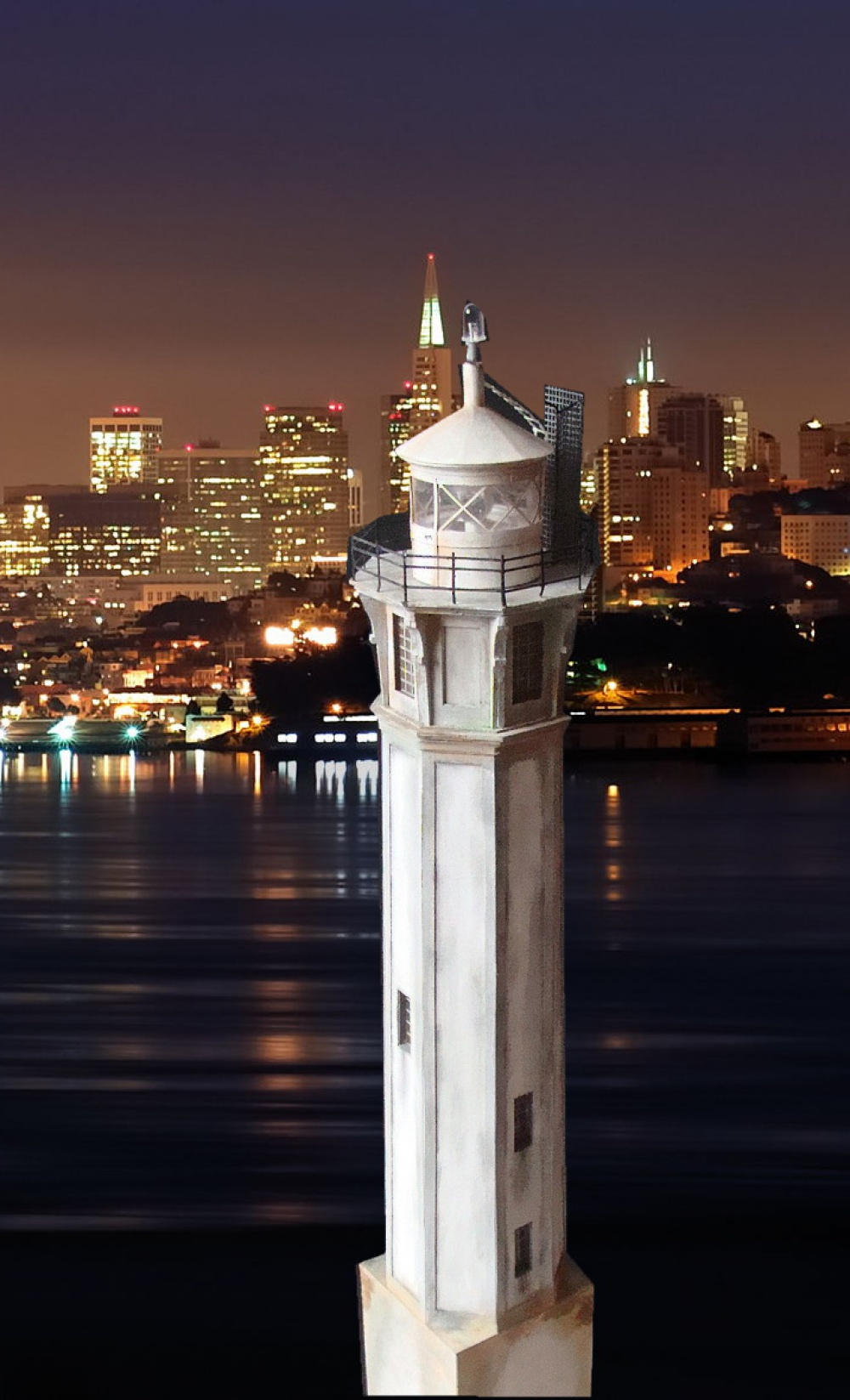 maják Alcatraz