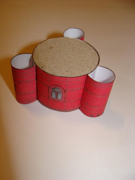 maják Roter Sand