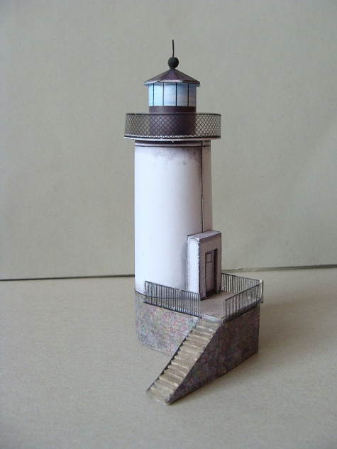 maják Straightsmouth Island