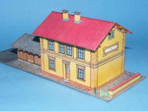 Malé nádraží
