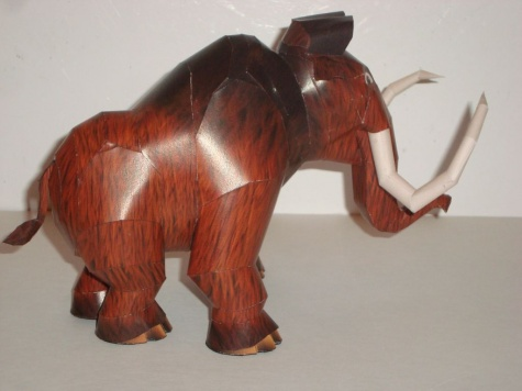 Manny, the mammoth