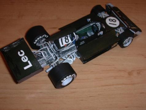 March 731G (David Purley, LEC Refrigeration Racing)